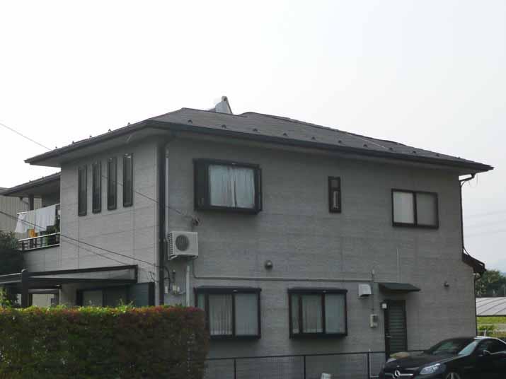 太陽光発電施工画像1【甲府市 Y様邸】