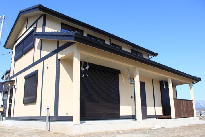 新築住宅施工画像1