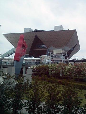 東京ビッグサイト写真