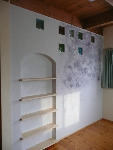 間仕切り壁1
