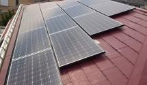 太陽光発電 施工後写真 パナソニック