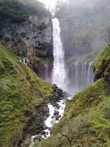 日光 華厳の滝写真