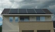 太陽光パネル設置後 パナソニック