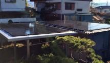 全量買取(産業用) 太陽光発電設置後写真