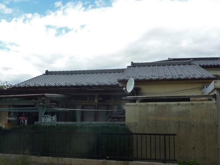 太陽光発電施工画像1【甲州市 T様邸】