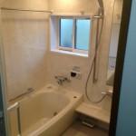 浴室リフォーム後の写真
