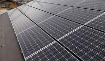 甲府市 太陽光発電設置後写真