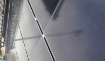 山梨市 太陽光発電設置後写真