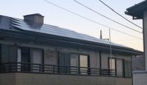 甲斐市 住宅用太陽光事例写真