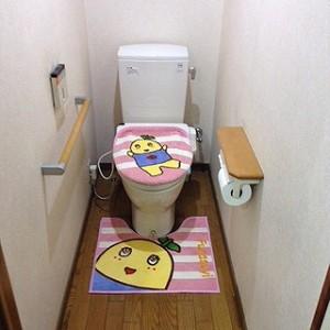 リフォーム前のトイレ写真