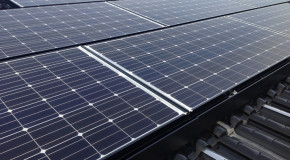 南アルプス市 パナソニック太陽光発電設置事例写真
